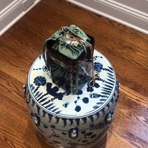 NWT Zara Rigid Box Bag